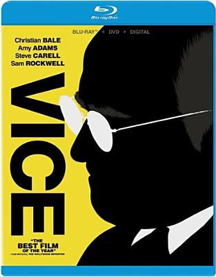 Vice [COMBO Pack]