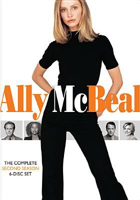 Ally McBeal. The complete second season