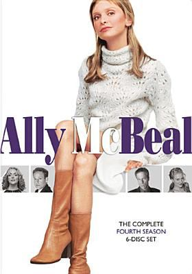 Ally McBeal. The complete fourth season