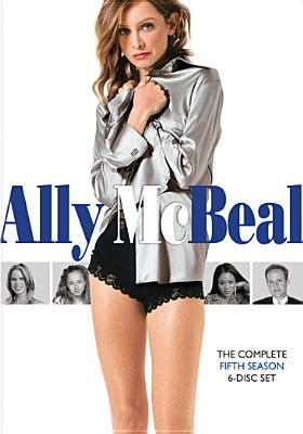 Ally McBeal. The complete fifth season