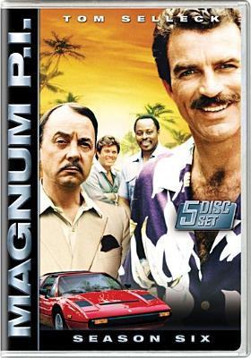 Magnum PI. Season Six.