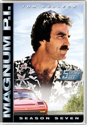 Magnum P.I. The complete seventh season