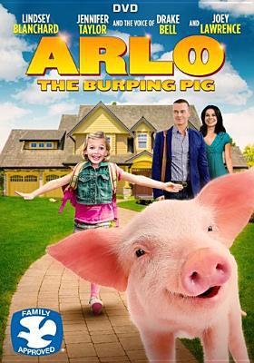Arlo the burping pig