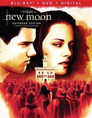 The twilight saga. [COMBO Pack]. New moon