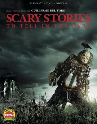 Scary stories to tell in the dark [COMBO Pack]