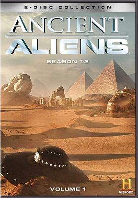 Ancient aliens. Season 12, volume 1.