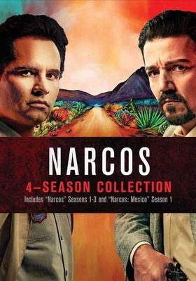 Narcos 4-Season Collection