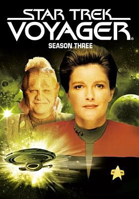Star trek, voyager. Season three.