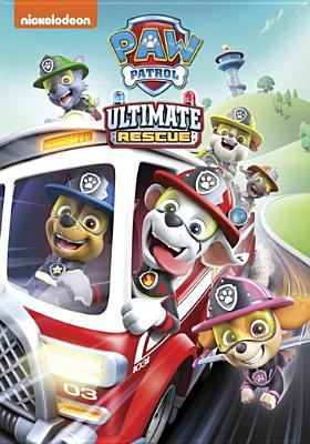 Paw patrol. Ultimate rescue