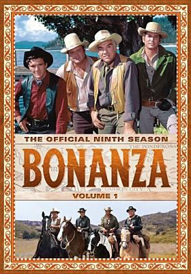 Bonanza. the official ninth season, volume 1