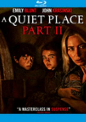 A quiet place. Part II