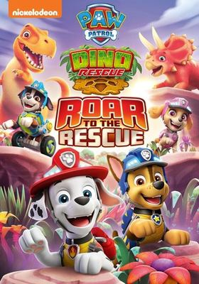 Paw Patrol: Dino Rescue Roar to the Rescue