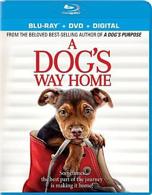 A dog's way home [COMBO Pack]