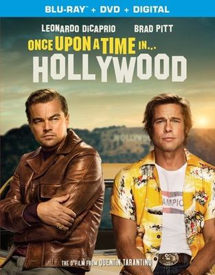 Once upon a time in... Hollywood [COMBO Pack]