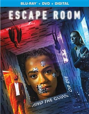Escape room [COMBO Pack]