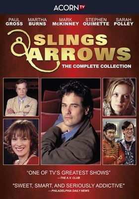 Slings & Arrows Complete Collection