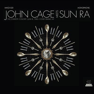 John Cage meets Sun Ra : the complete concert, June 8, 1986, Coney Island, NY.