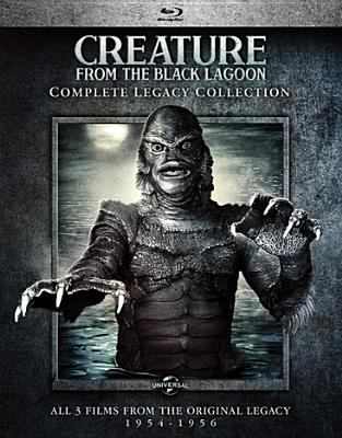 Creature From the Black Lagoon Complete Legacy Collection.