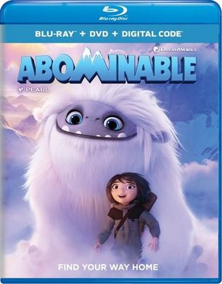 Abominable [COMBO Pack]