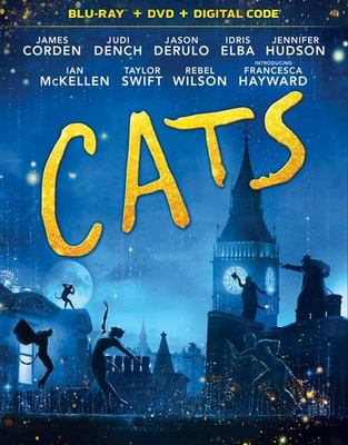 Cats [COMBO Pack]