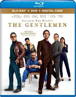 The Gentlemen [COMBO Pack]