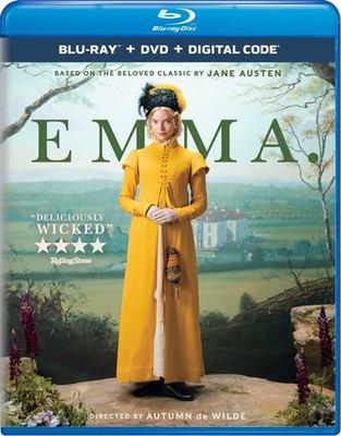 Emma [COMBO Pack]