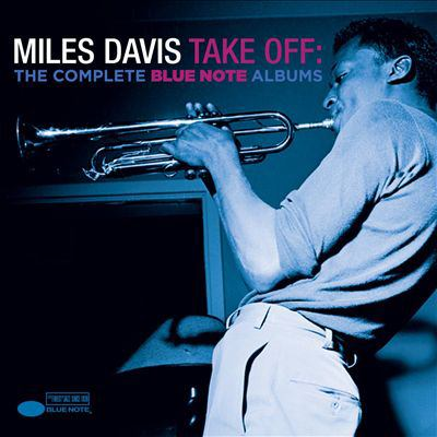 Take off : the complete Blue Note albums