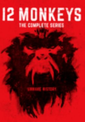 12 Monkeys Complete Series