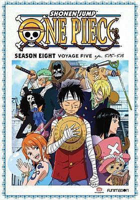 One piece. Season eight, voyage five