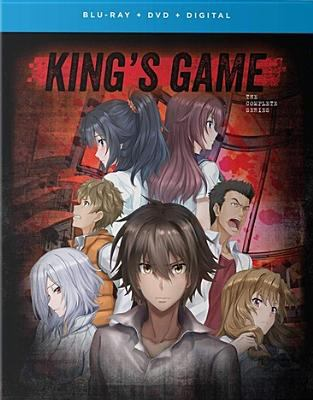 King's game [COMBO Pack] : the complete series.