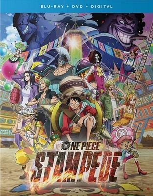One Piece: Stampede [COMBO Pack]