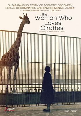 The Woman Who Loves Giraffes.
