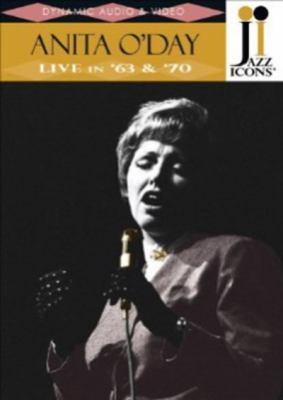 Anita O'Day : live in '63 & '70