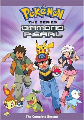 Pokémon. Diamond and pearl the series : the complete season