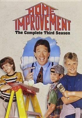 Home Improvement Complete 3rd Season