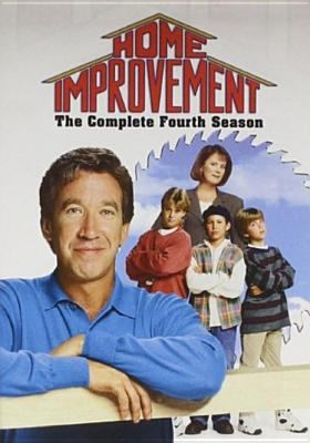 Home Improvement Complete 4th Season