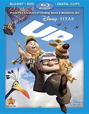 Up [COMBO Pack]