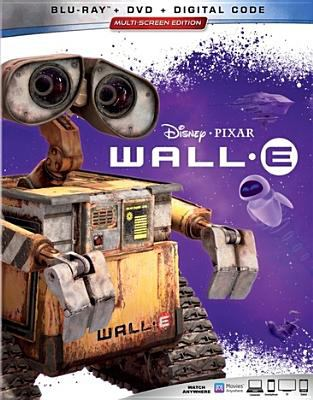 Wall-E [COMBO Pack}