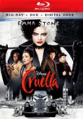 Cruella [COMBO Pack]