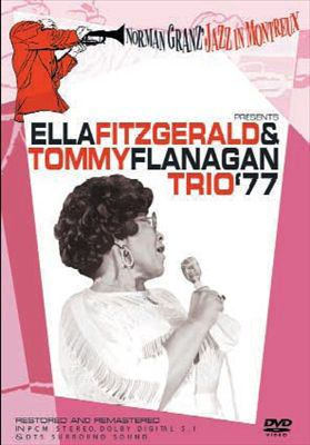Ella Fitzgerald & the Tommy Flanagan Trio '77