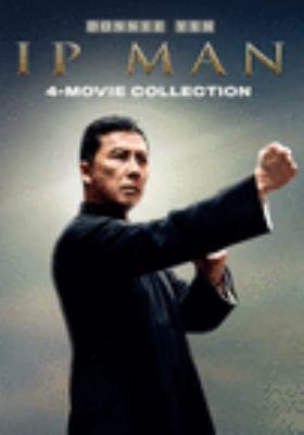 Ip Man 4-Movie Collection