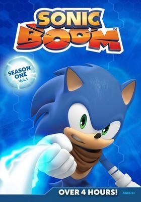 Sonic boom. Season 1 volume 1