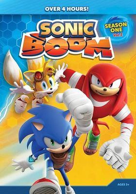 Sonic boom. Season 1, volume 2