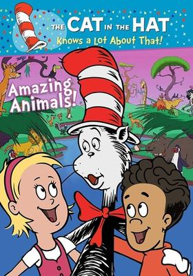 The cat in the hat knows a lot about that!. Amazing animals!