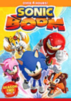 Sonic boom. Season two, volume 2