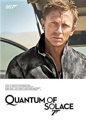 Quantum of Solace.