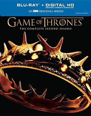 Game of Thrones. The Complete Second Season.