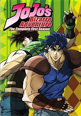 JoJo's bizarre adventure. The complete first season