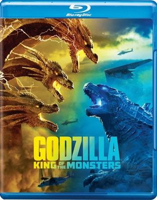 Godzilla, king of the monsters [COMBO Pack]
