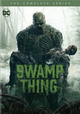 Swamp Thing the Complete Series.
